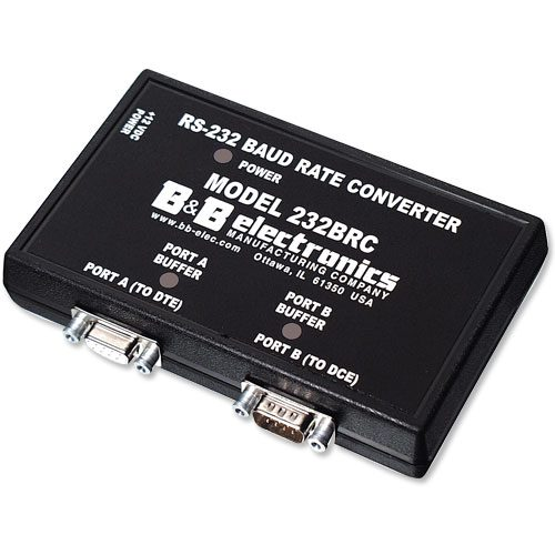 Baud Rate Converter RS-232