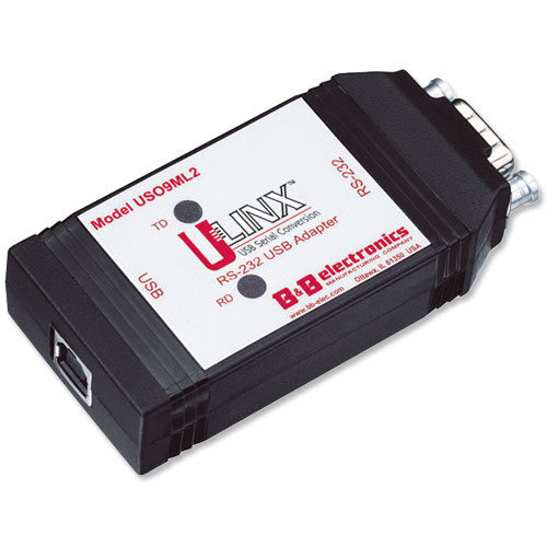 USB to Isolated RS-232 Converter
