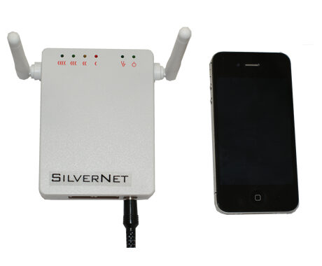 300Mbps 11bgn Indoor Mesh Node, SilverCloud Management. Built in antennas. 2.4Ghz Bridge and AP