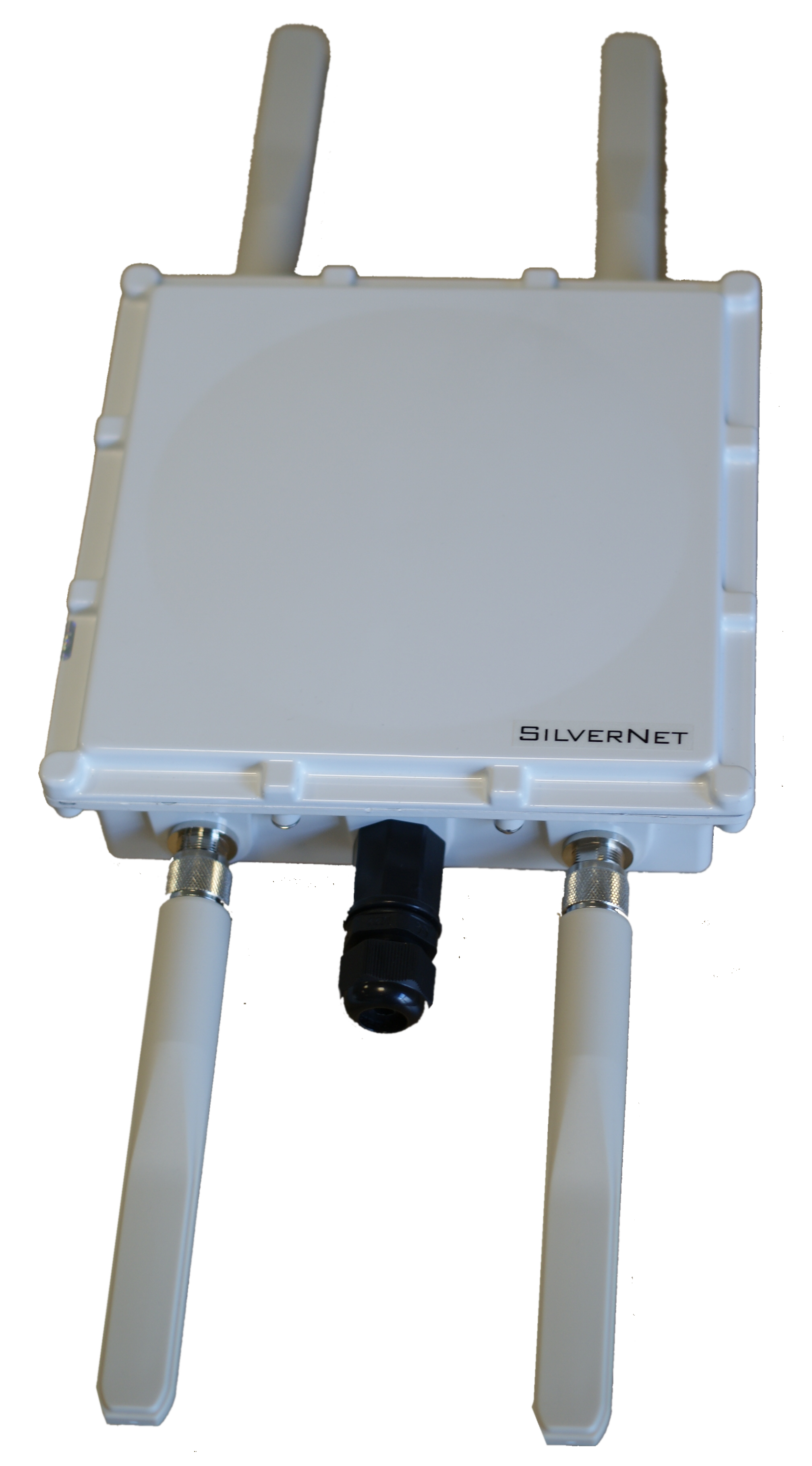 Complete 300Mbps Outdoor Mesh Node, SilverCloud Management and PoE
