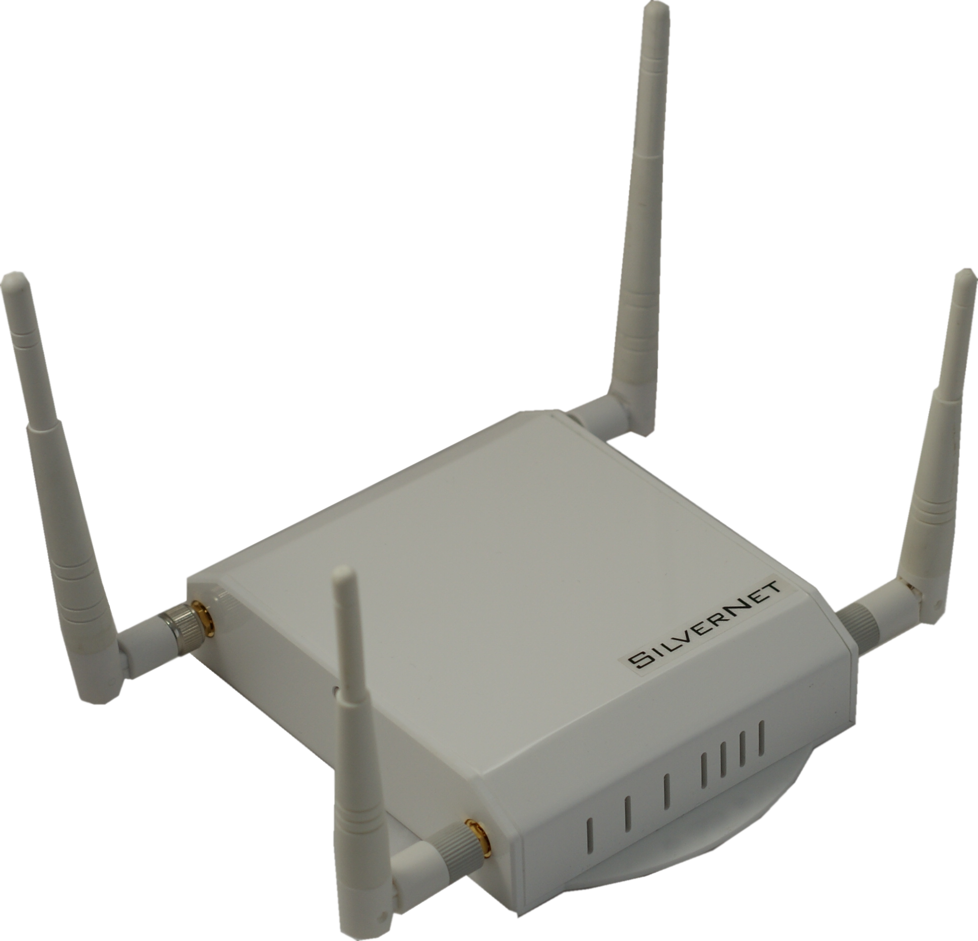 300Mbps abgn Indoor Mesh Node, SilverCloud Management and PoE. Built in Quad antennas. Bridge and AP