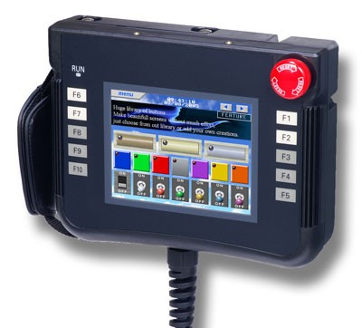NS5 Handheld, suited for use in harsh conditions