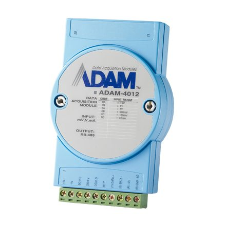 ANALOG INPUT MODULE W/2 D OUT