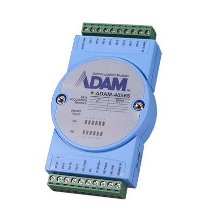 12 CHANNEL ISOLATED DIGITAL OUT SOURCING W/MODBUS