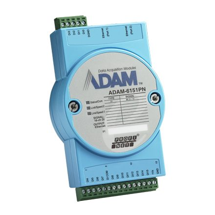 16-CH ISOLATED DI PROFINET MODULE