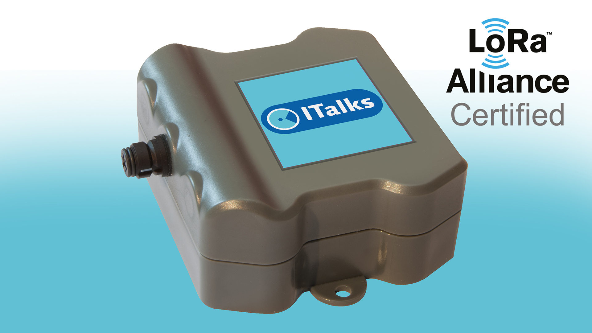 ITALKS MCS 1608 LORA SENSOR, WITH I/O AND 1-WIRE