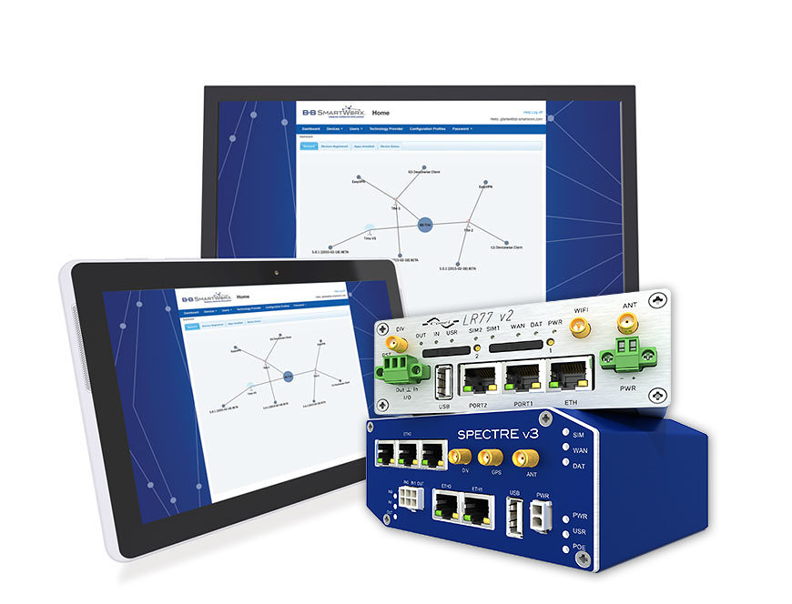 Router Management Software. Smartworx Hub - On Premise 400 Routers License