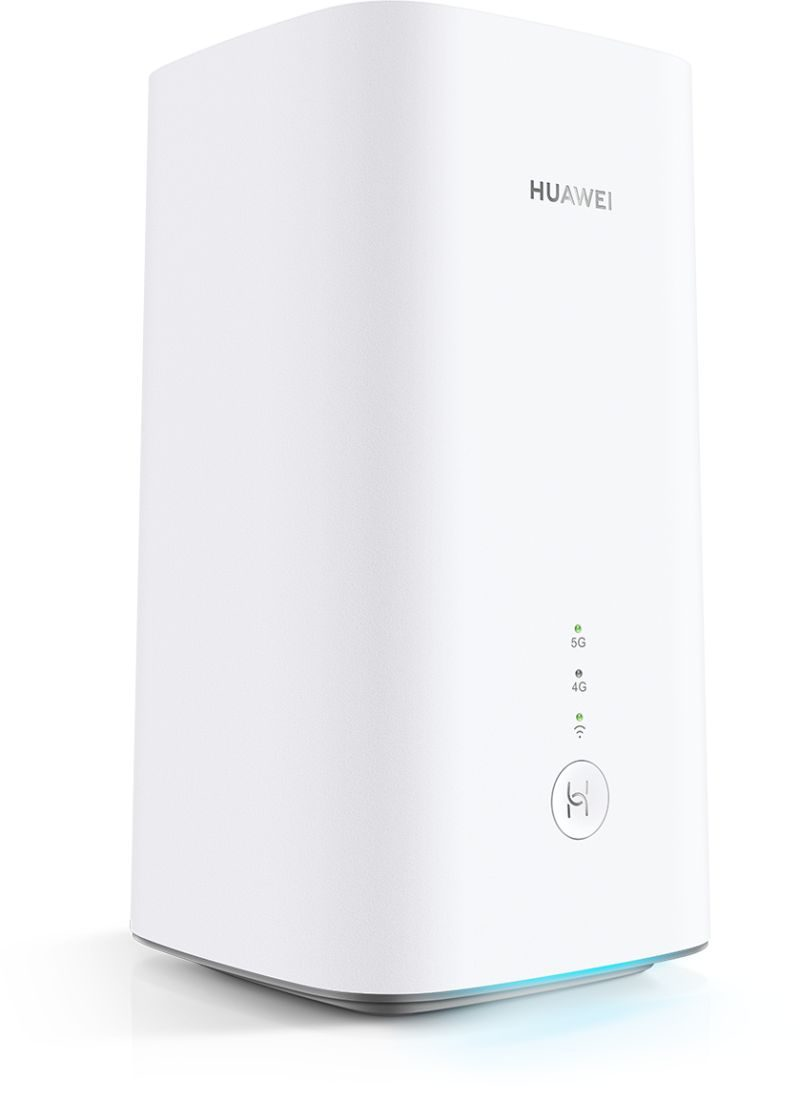 HUAWEI 5G Wi-Fi 6 router with ultra-fast speed, smooth connection and wide coverage