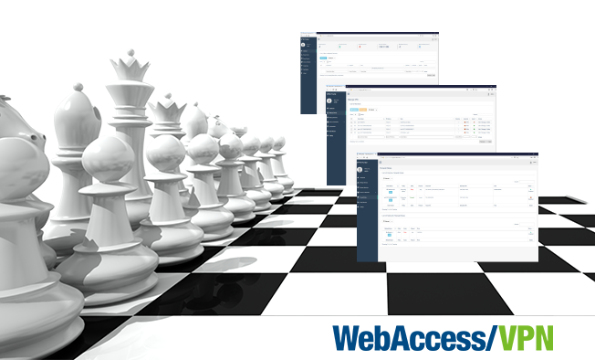WebAccess/VPN: Advanced Secure Networking Platform for Cellular Routers and Gateways
